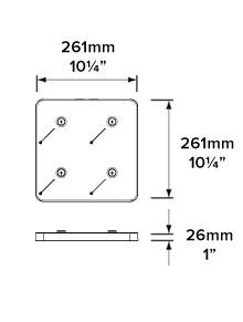 SmallTray-Dimension-Silver